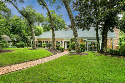 Gulf Breeze Single Family Home For Sale: 421 Canterbury Ln.