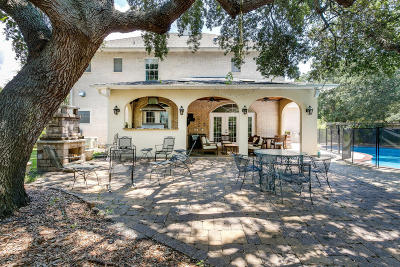 Gulf Breeze Single Family Home For Sale: 296 Plantation Hill