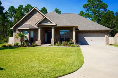Gulf Breeze FL Single Family Home For Sale: $369,900