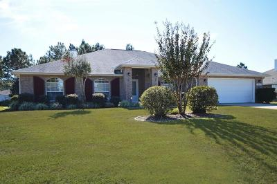 Navarre FL Single Family Home For Sale: $345,900