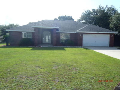 Navarre FL Single Family Home For Sale: $264,500