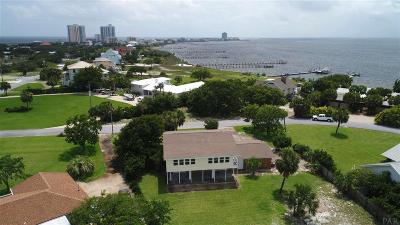 Pensacola Beach Single Family Home For Sale: 116 Matamoros Drive