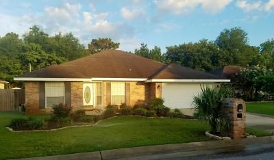 Navarre FL Single Family Home For Sale: $213,900