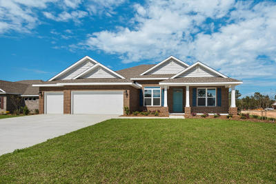 Gulf Breeze Single Family Home For Sale: 3576 Pelican Bay Circle