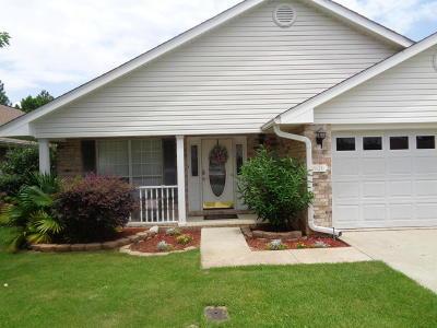 Navarre FL Single Family Home For Sale: $187,900