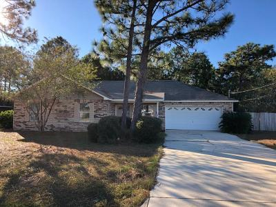 Navarre FL Single Family Home For Sale: $209,500