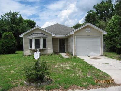Mary Esther Single Family Home For Sale: 468 Sara Avenue