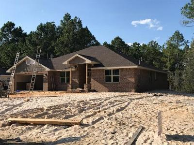 Navarre FL Single Family Home For Sale: $294,167