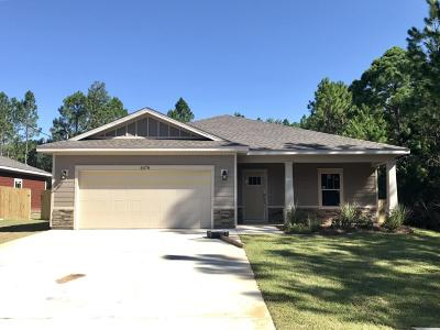 Navarre FL Single Family Home For Sale: $224,525