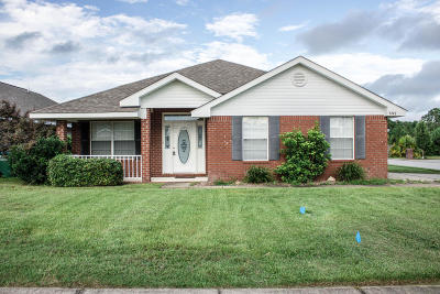 Gulf Breeze Single Family Home For Sale: 3742 Landon Court