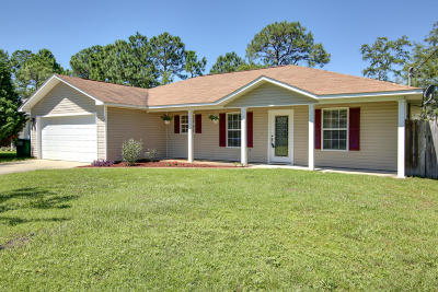 Gulf Breeze Single Family Home For Sale: 1613 Amarillo Trail