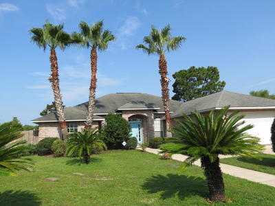 Gulf Breeze Single Family Home For Sale: 1917 Elodie Lane