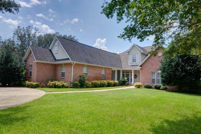 Gulf Breeze Single Family Home For Sale: 5716 East Bay Boulevard