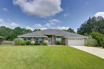 Navarre Single Family Home For Sale: 2664 Shoni Drive