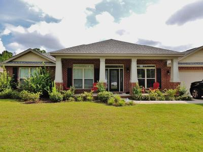 Navarre FL Single Family Home For Sale: $359,000