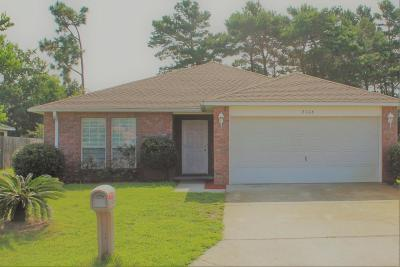 Navarre Single Family Home For Sale: 2106 Catline Circle