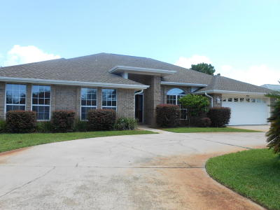 Gulf Breeze FL Single Family Home For Sale: $319,000