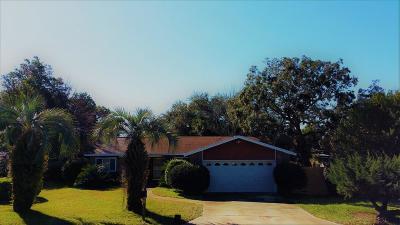 Gulf Breeze Single Family Home For Sale: 3359 El Prado Street