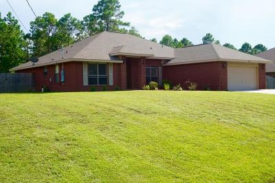 Navarre Single Family Home For Sale: 6693 Indian Street