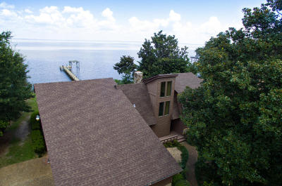 Gulf Breeze Single Family Home For Sale: 3994 Bay Pointe Drive