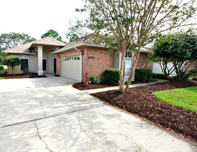 Gulf Breeze Single Family Home For Sale: 1460 Champions Green Drive