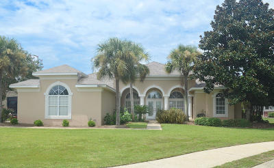 Gulf Breeze FL Single Family Home For Sale: $489,000