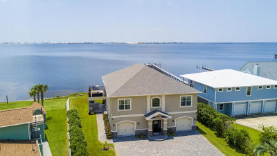 Navarre Single Family Home For Sale: 7513 N North Shores Drive