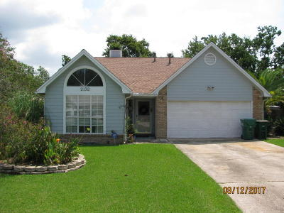 Single Family Home For Sale: 2132 Bellemeade Circle