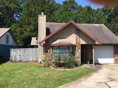 Single Family Home For Sale: 2012 Woodfern Path