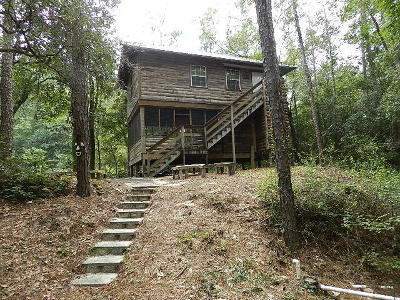 Okaloosa County Single Family Home For Sale: 1 Black Bear Camp