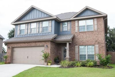 Navarre Single Family Home For Sale: 1828 Lindsey Magnolia Court
