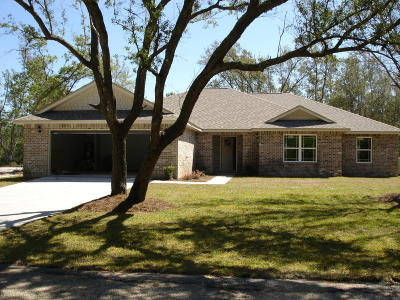 Gulf Breeze Single Family Home For Sale: 5953 Clay Circle