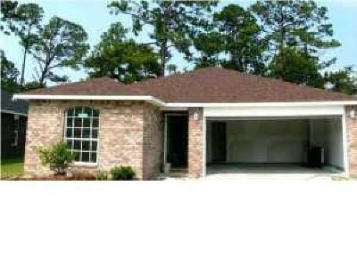 Navarre FL Single Family Home For Sale: $185,000