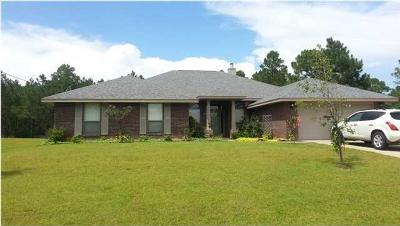 Navarre Single Family Home For Sale: 6650 Britt Street