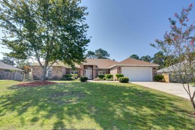 Navarre Single Family Home For Sale: 2655 Hidden Creek Drive
