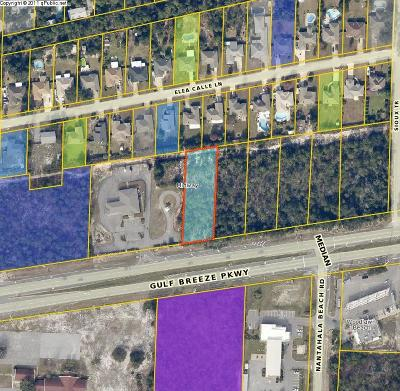 Commercial For Sale: 00 Gulf Breeze Parkway