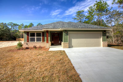Navarre FL Single Family Home For Sale: $265,000