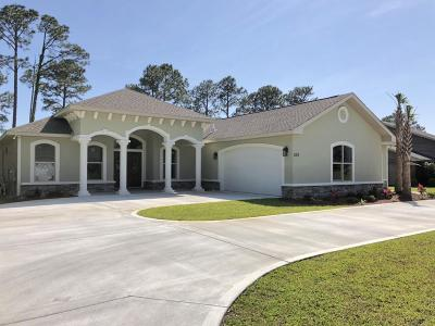 Gulf Breeze Single Family Home For Sale: 3813 Tiger Point Boulevard