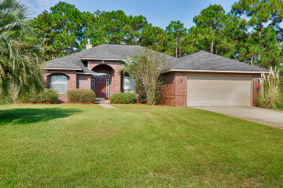 Navarre FL Single Family Home For Sale: $249,500