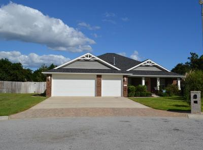 Navarre FL Single Family Home For Sale: $332,500