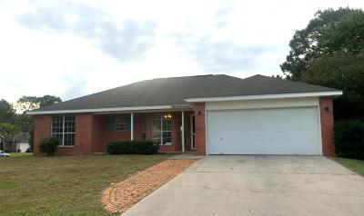 Gulf Breeze Single Family Home For Sale: 2401 Houston Circle