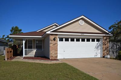 Gulf Breeze Single Family Home For Sale: 6502 Watermark Cove