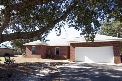 Navarre FL Single Family Home For Sale: $192,000