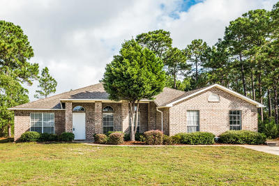 Navarre FL Single Family Home For Sale: $279,900
