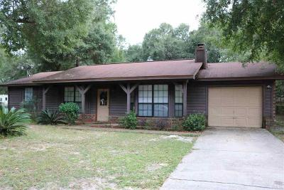 Single Family Home For Sale: 6511 Arlingwood Drive