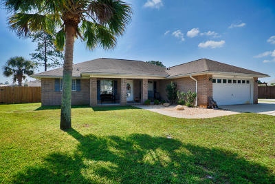 Navarre FL Single Family Home For Sale: $245,500