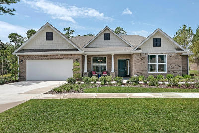 Gulf Breeze Single Family Home For Sale: 3565 Pelican Bay Circle