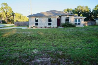 Navarre FL Single Family Home For Sale: $225,000