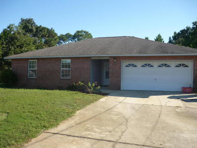 Gulf Breeze Single Family Home For Sale: 5537 Peace Street