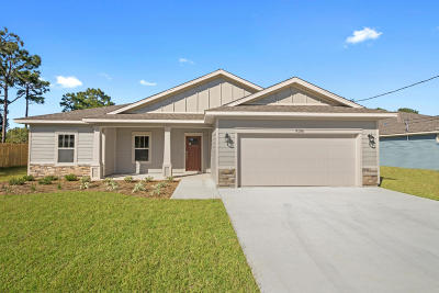 Navarre Single Family Home For Sale: 2140 Vizcaya Drive